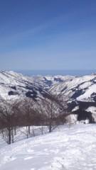 甲斐 真里 公式ブログ/金沢『一里野温泉スキー場』 画像1