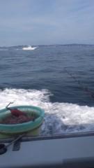 甲斐 真里 公式ブログ/船釣り! 画像3