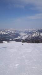 甲斐 真里 公式ブログ/福島県『南郷スキー場』 画像1