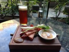 甲斐 真里 公式ブログ/西新宿『パークブリュワリー』 画像2