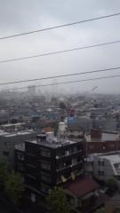 甲斐 真里 公式ブログ/雨!! 画像1