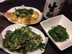 甲斐 真里 公式ブログ/菜の花 画像1