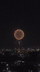 甲斐 真里 公式ブログ/横浜の花火。 画像3