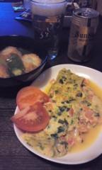 甲斐 真里 公式ブログ/うち晩ご飯。その1 画像3