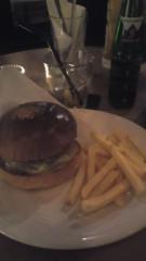 甲斐 真里 公式ブログ/広尾『BurgerMania』 画像1