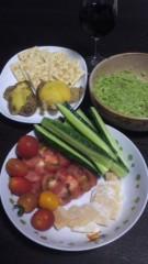 甲斐 真里 公式ブログ/夏野菜もらっちゃった♪ 画像2