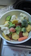 甲斐 真里 公式ブログ/夏野菜カレー レシピ 画像1