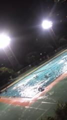 甲斐 真里 公式ブログ/テニス→プール→庭呑み♪ 画像1