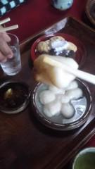 甲斐 真里 公式ブログ/安倍川『石部屋』 画像3