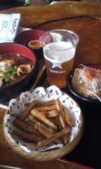 甲斐 真里 公式ブログ/上越国際スキー場『おしるこ茶屋』 画像3
