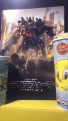 甲斐 真里 公式ブログ/映画『Transformers Darkside of Moon』 画像2