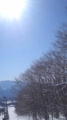 甲斐 真里 公式ブログ/ラスト池の平!! 画像1