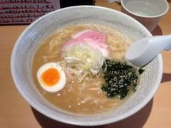 甲斐 真里 公式ブログ/亀有『つけ麺 道』 画像2