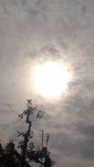 甲斐 真里 公式ブログ/金環日食! 画像2