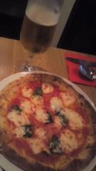 甲斐 真里 公式ブログ/下北沢『Pizzerina』 画像2