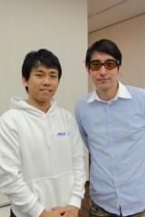 甲斐 真里 公式ブログ/ホフディラン・小宮山雄飛さんとのトークショー 画像1