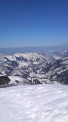 甲斐 真里 公式ブログ/石川県『瀬女高原スキー場』 画像3
