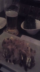 甲斐 真里 公式ブログ/恵比寿『Bar Honana』 画像2