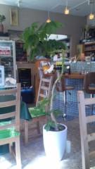 甲斐 真里 公式ブログ/三宿『olu olu Cafe』 画像3