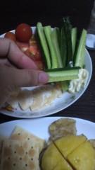 甲斐 真里 公式ブログ/夏野菜もらっちゃった♪ 画像3