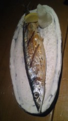 甲斐 真里 公式ブログ/下北沢『魚真』 画像1
