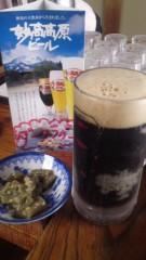 甲斐 真里 公式ブログ/地ビール『妙高高原ビール』 画像3
