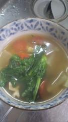 甲斐 真里 公式ブログ/我が家のお雑煮(*^-^*) 画像2