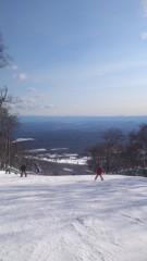 甲斐 真里 公式ブログ/初滑り in Mt.ジーンズ! 画像1