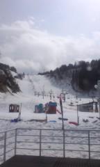 甲斐 真里 公式ブログ/南郷スキー場 画像1