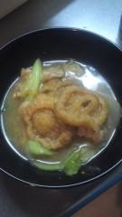 甲斐 真里 公式ブログ/凍み大根の味噌煮♪ 画像3
