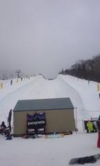 甲斐 真里 公式ブログ/南郷スキー場 画像2