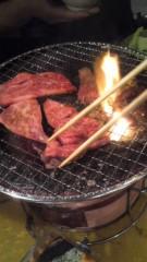 甲斐 真里 公式ブログ/下北沢『肉人』 画像1