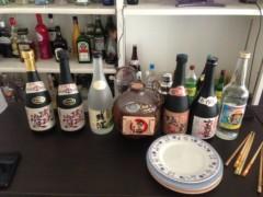 """甲斐 真里 公式ブログ/""""泡盛祭り""""ってホームパーティに♪ 画像1"""