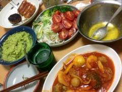 甲斐 真里 公式ブログ/トマトソースの煮込み。 画像1