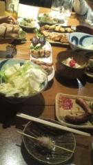甲斐 真里 公式ブログ/田町『うどん酒場 肉芝』 画像2