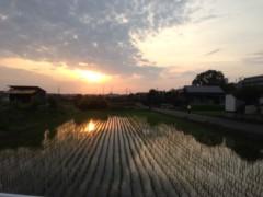 甲斐 真里 公式ブログ/いい日〜旅立ち〜♪ 画像1