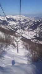 甲斐 真里 公式ブログ/石川県『瀬女高原スキー場』 画像1