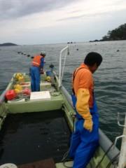 甲斐 真里 公式ブログ/気仙沼大島へー 画像2