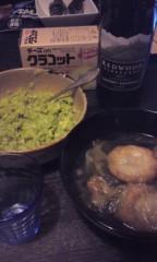 甲斐 真里 公式ブログ/うち晩ご飯。その1 画像2