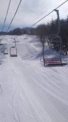 甲斐 真里 公式ブログ/福島県『南郷スキー場』 画像2