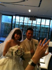 AYUMO 公式ブログ/結婚式に! 画像3
