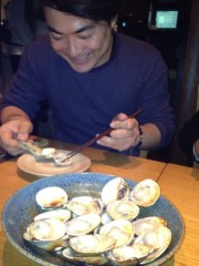 AYUMO 公式ブログ/ハマグリは美味しいのだ! 画像3