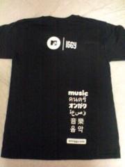 AYUMO 公式ブログ/天野喜孝先生のTシャツ 画像2
