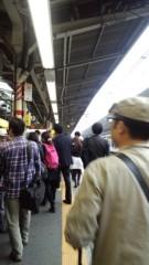 AYUMO 公式ブログ/新宿は雨 画像1