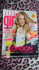 AYUMO 公式ブログ/ELLE girl 10月号 画像1