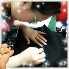 AYUMO 公式ブログ/MINI me スエーデン刺繍! 画像1