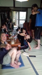 AYUMO 公式ブログ/合宿は暑い 画像2