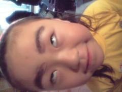 AYUMO 公式ブログ/子供に眉毛 画像1