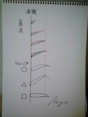 AYUMO 公式ブログ/生メイク講座スタート 画像1