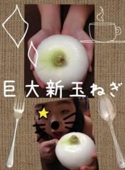 AYUMO 公式ブログ/新玉ねぎ\(^o^)/ 画像1